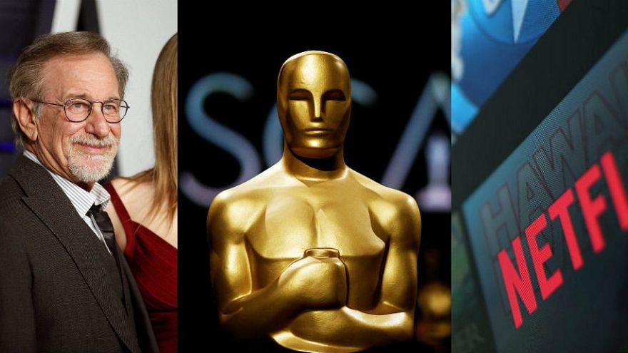 Oscarlar sonrası Netflix ile Spielberg arasında patlak veren savaş büyüyor