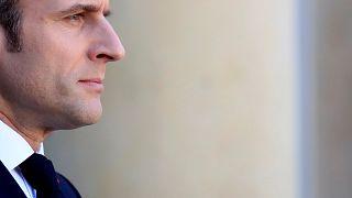 مقالٌ لماكرون يفتتح به حملته للانتخابات البرلمانية الأوروبية