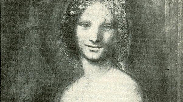 نقاشی مونا وانا منسوب به لئوناردو داوینچی