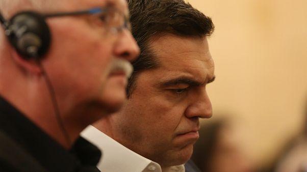 Ομιλίες Τσίπρα και Μπούλμαν σε εκδήλωση στην Αθήνα