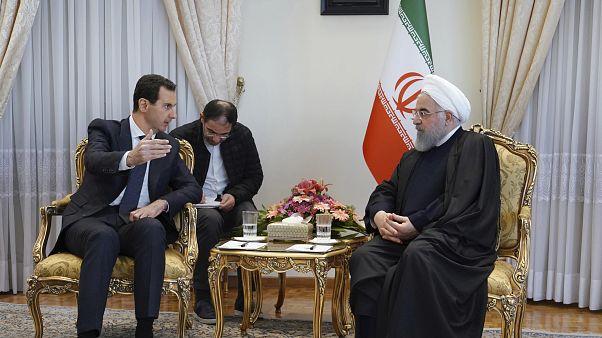 قاسمی: وزارت امور خارجه کاملا از سفر بشار اسد به ایران بیاطلاع بود