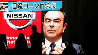 ژاپن با آزادی مشروط مدیرعامل پیشین رنو- نیسان پس از ۳ ماه موافقت کرد