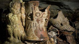 El tesoro subterráneo de los mayas de Chichén Itzá