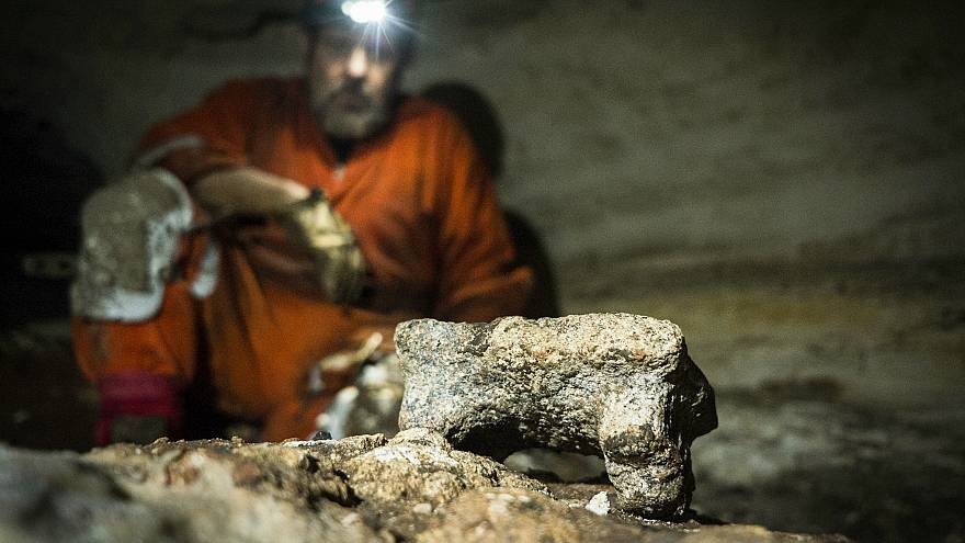 Messico: tesoro Maya scoperto in una grotta