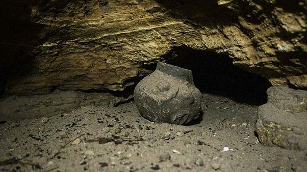 Maya-Sensationsfunde: Balamkú-Grab geöffnet