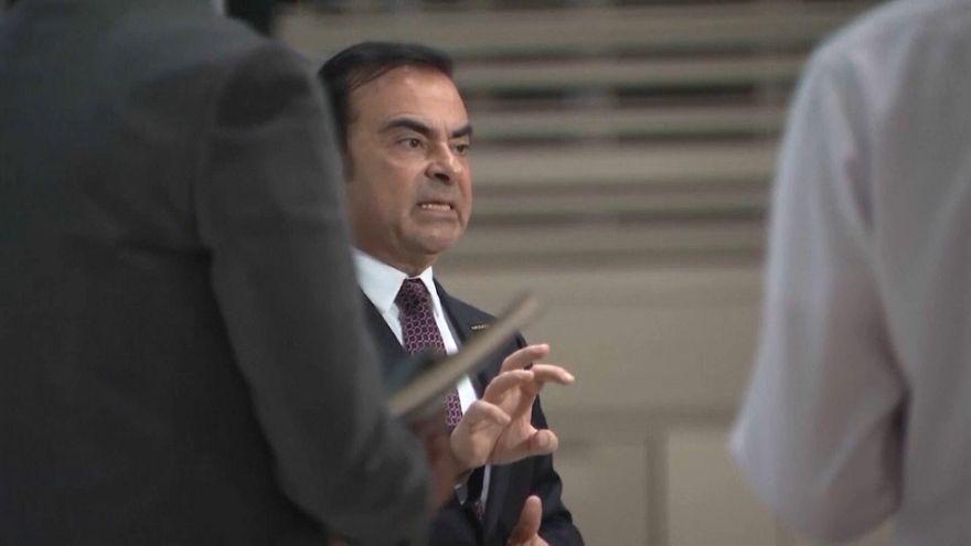 Tribunale di Tokyo: Ghosn libero su cauzione