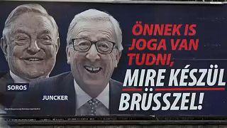 Partidos do PPE querem expulsão de Orbán da família política