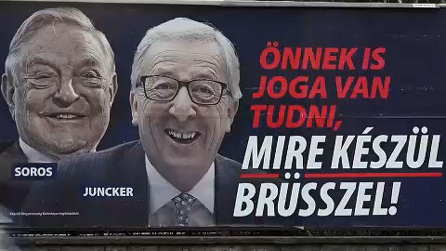 Orbans Ehe mit der EVP vor der Scheidung