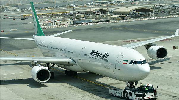 ایران خواستار رفع تحریم هواپیمایی ماهان توسط آلمان شد