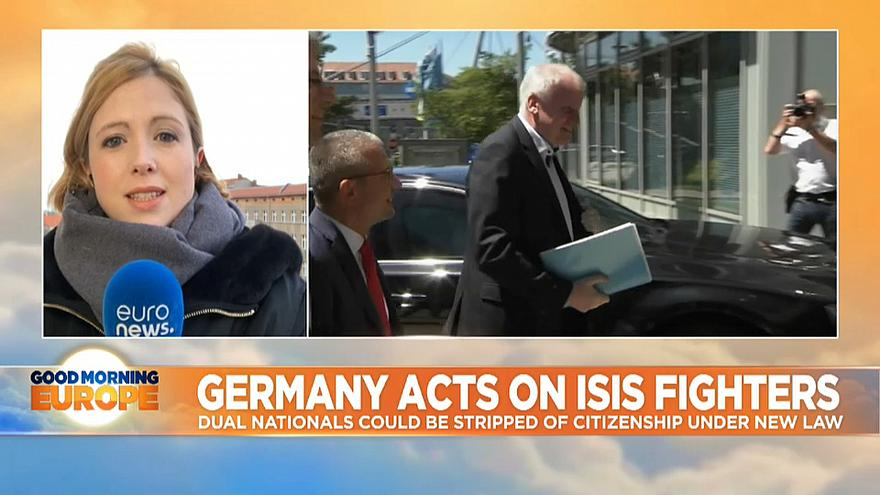 Germany proposes new laws on terror fighters - but those already in custody will not be covered