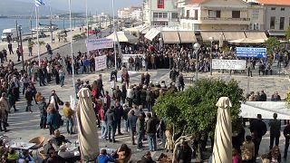 Σάμος: Αποχή από τα μαθήματα λόγω προσφυγόπουλων