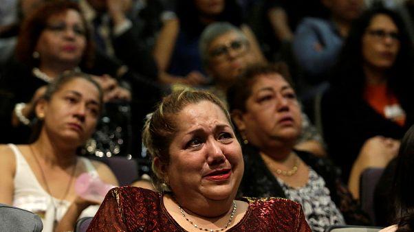 México pide perdón a los familiares de cinco jóvenes asesinados tras ser secuestrados por la policía