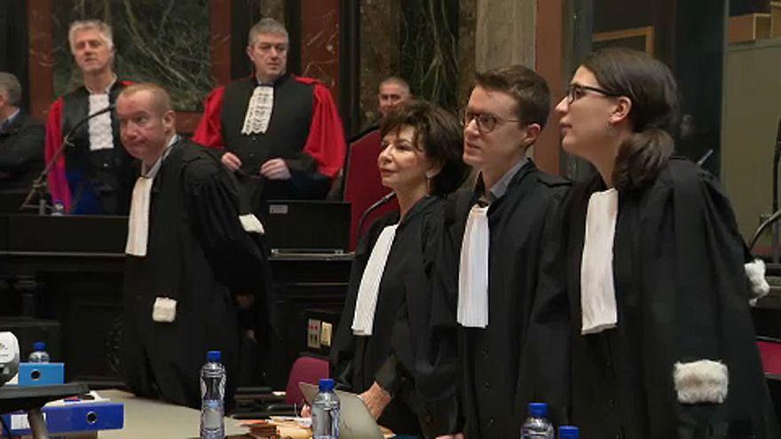 """Angeklagter im Brüsseler Mordprozess: """"Nicht schuldig"""""""