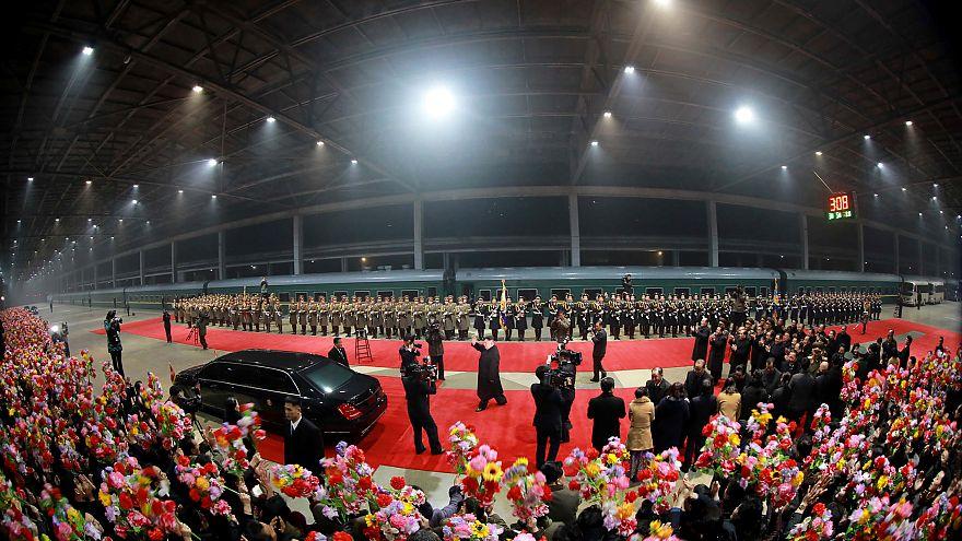 Ким Чен Ын триумфально вернулся в КНДР после саммита с Трампом