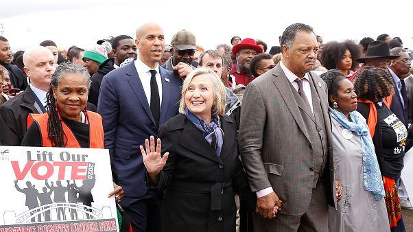 Hilary Clinton não se candidata à Casa Branca