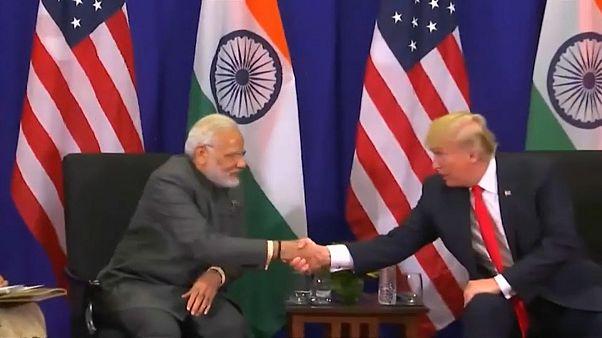 Трамп открыл два новых фронта