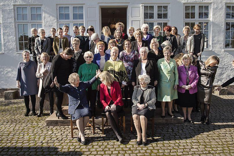 NIELS AHLMANN OLESEN / SCANPIX DENMARK / AFP