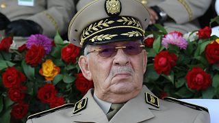"""قائد الجيش الجزائري يقول إن المطالب """"الأساسية"""" لحركة الاحتجاج تحققت بشكل كامل"""