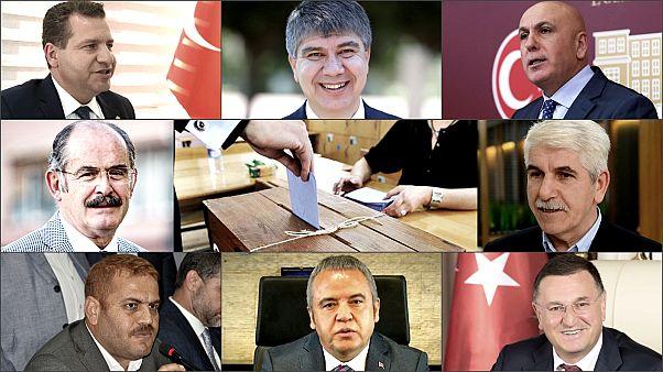 Oy oranlarının yakın olduğu Antalya, Adana, Eskişehir ve Hatay'da son anket sonuçları