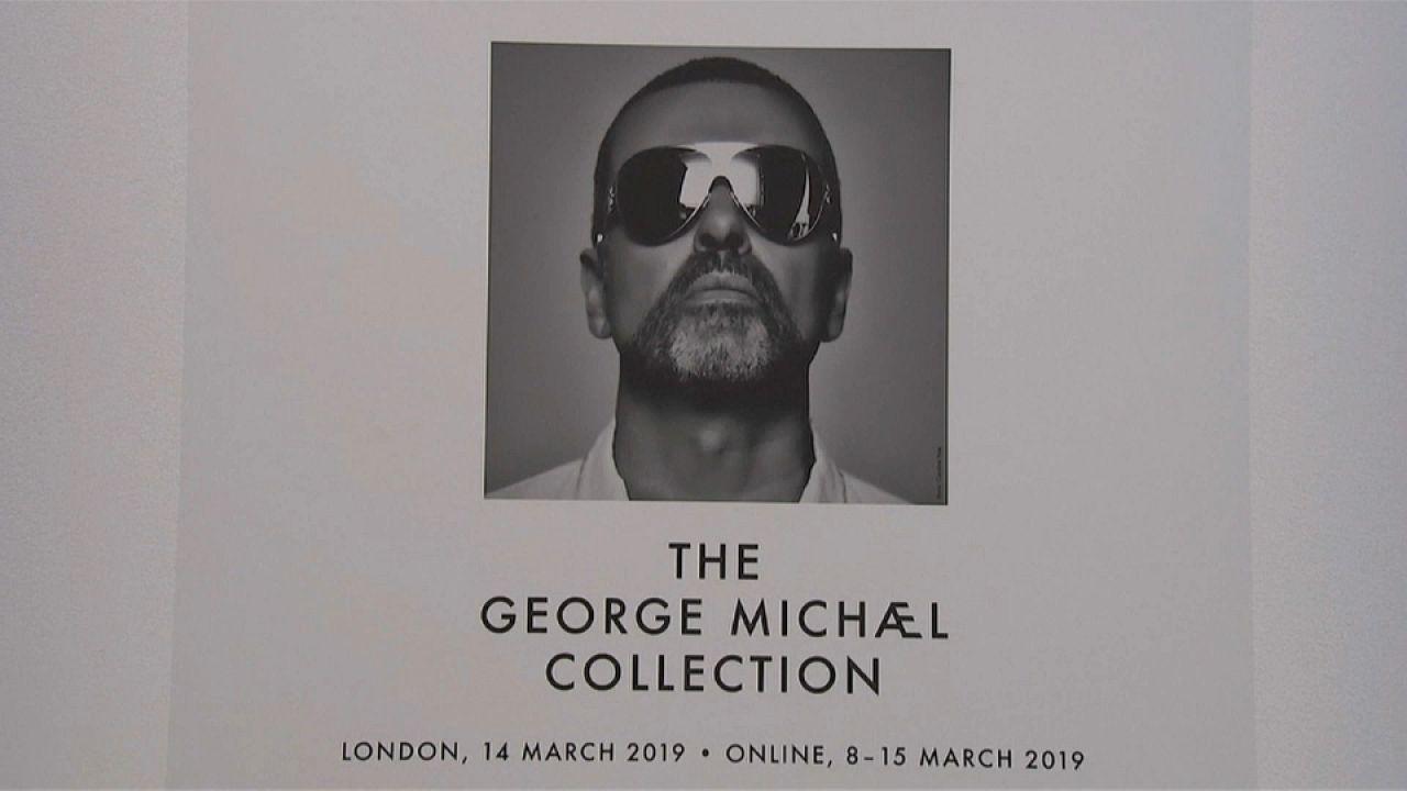 La collection d'art de George Michael vendue aux enchères