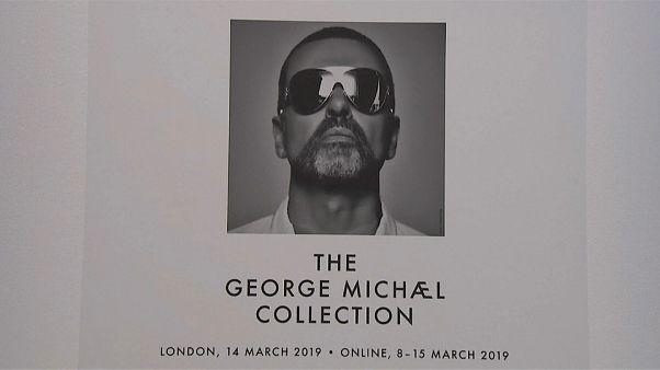 Coleção de arte de George Michael vai a leilão