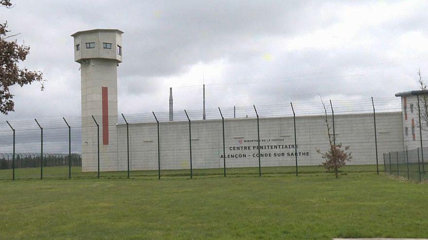 Теракт во французской тюрьме