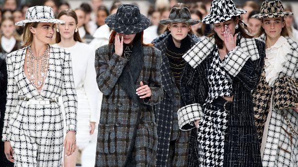 El último adiós de Chanel a Karl Lagerfeld