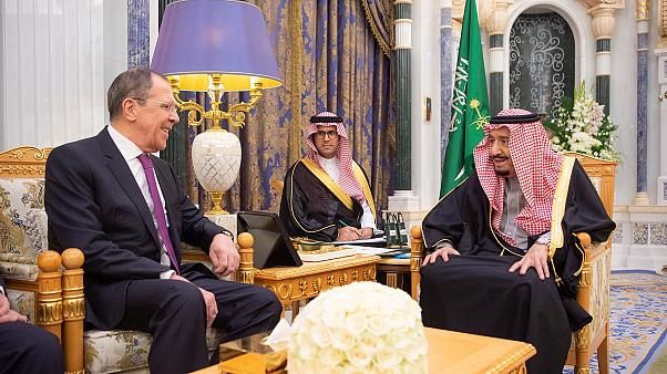 Лавров провёл переговоры с Саудитами