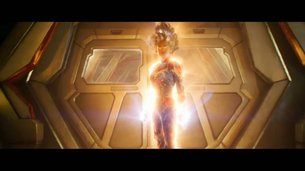 """Captain Marvel"" - Walt Disney Studios"