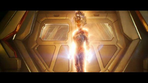 اکران «کاپیتان مارول»؛ اولین فیلم دنیای سینمایی مارول با سوپرقهرمان زن