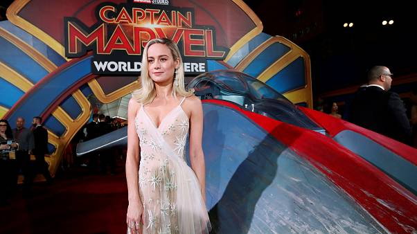 Arriva nelle sale la supereroina di Captain Marvel