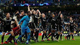 Real Madrid verliert 1 : 4 gegen Ajax Amsterdam - und ist raus