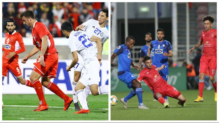 لیگ قهرمانان آسیا؛ توقف سرخ آبی ها در گام نخست
