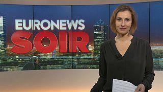 Euronews Soir : l'actualité de ce 5 mars