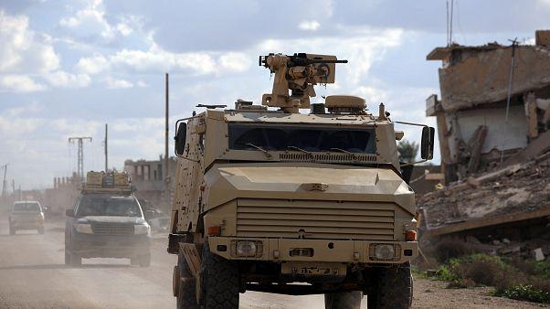 Trump Suriye'de askeri varlığı sürdürme konusuna yüzde 100 katıldığını söyledi