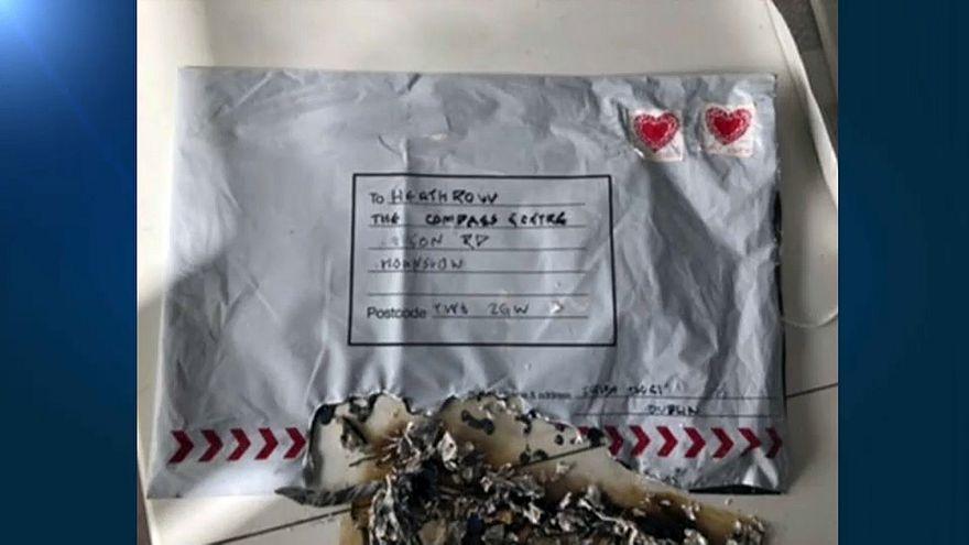 Londoni levélbombák: Ír kapcsolat