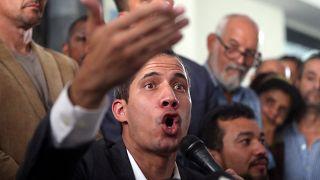 خوان گوایدو خواستار تشدید تحریمهای اروپا علیه دولت ونزوئلا شد
