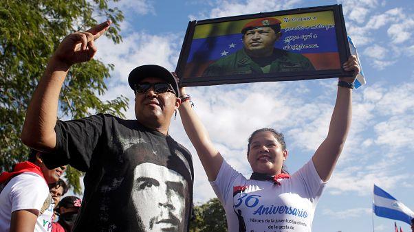 "Nicolás Maduro quer manifestações ""anti-imperialistas"""