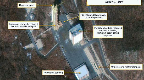 Kuzey Kore Sohae tesisi