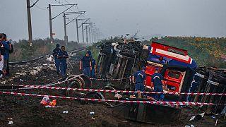 Çorlu'da meydana gelen tren kazasında 25 kişi hayatını kaybetti