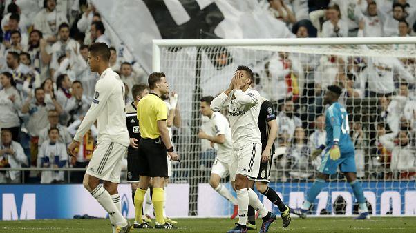 Ajax - Real Madrid