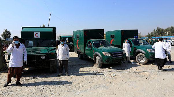 دستکم ۱۶ غیرنظامی در حمله به یک شرکت ساختمانی در جلالآباد افغانستان کشته شدند