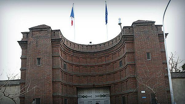 سفارت فرانسه در تهران