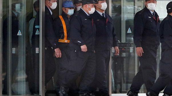 Tokyo: l'ex presidente di Nissan-Renault Carlos Ghosn è uscito dal carcere