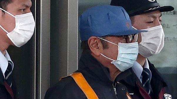 Бывший глава Renault-Nissan–Mitsubishi Карлос Гон освобожден под залог