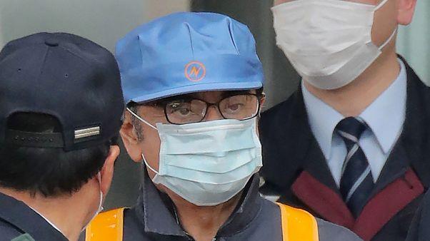 Carlos Ghosn a payé sa caution de près de 8 millions d'euros, il est libre