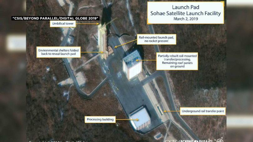 La Corea del Nord beffa Trump e costruisce una nuova rampa di lancio per le sue armi