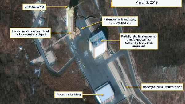 КНДР восстанавливает ракетный полигон?