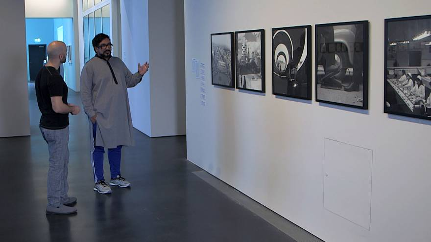 'Crude' art exhibition explores social impact of oil industry in the Middle East