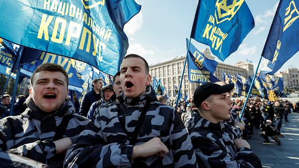 Miért nő a szélsőjobb támogatottsága Ukrajnában?